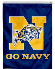 US Navy College Large Outdoor Flag 3ft x 5ft Football Hockey College USA Flag(China)