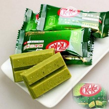 Grilled cheese !1pcs Weight 12g/pcs.7 kinds Japanese Kit Kat Chocolate.Apple pie,pumpkin,black chocolate,milk,green tea,cheese