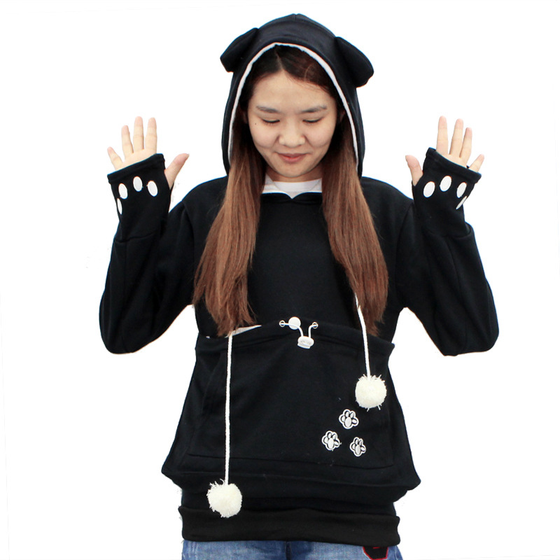 Lover Cats  Hoodie 3