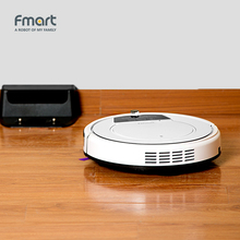 Fmart E-550W Robot Vacuum Cleaner Home Cleaning Appliances 3 In 1 Suction Sweeper Mop One Machine, LED Display(China)