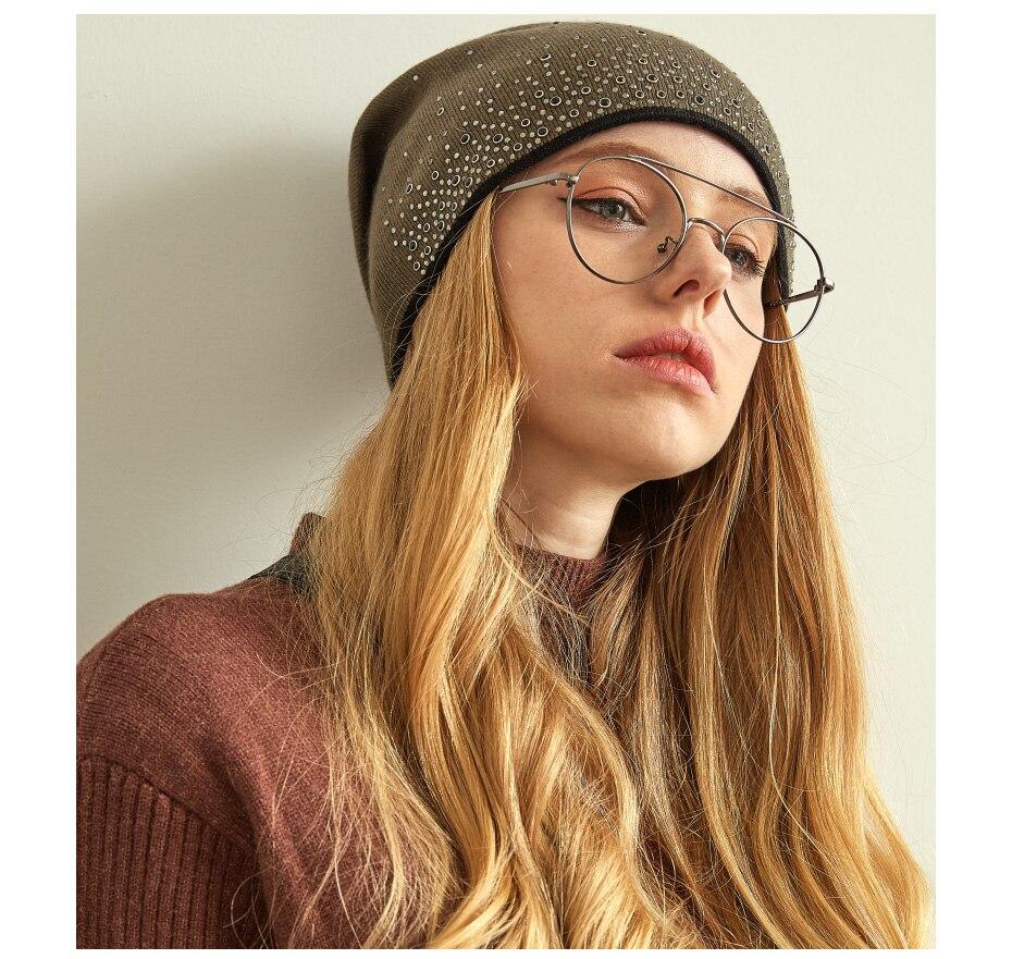 قبعات للنساء 11