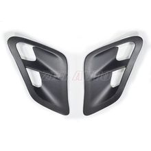 Carbon Fiber Exterior Parts Side Vents for Porsche 911 997 Turbo S Body Kits Rear Side Carbon Air Vents