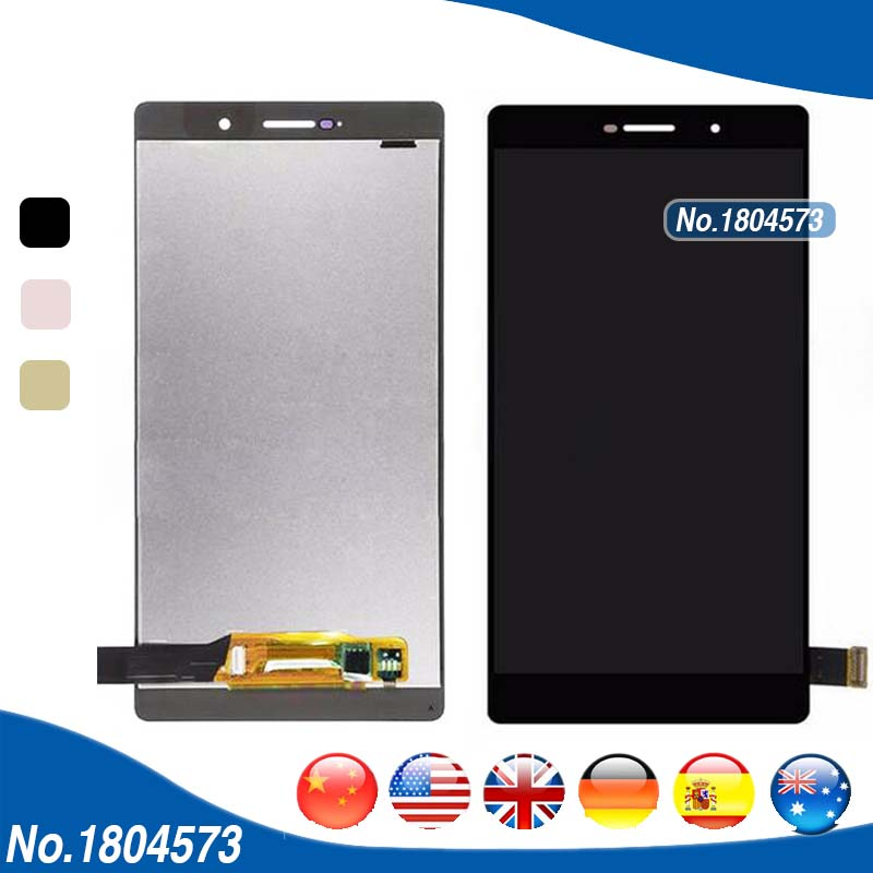 For Huawei Asend P8 Max LCD Display and Touch Screen Panel Digitizer Assembly 1PC/Lot<br>
