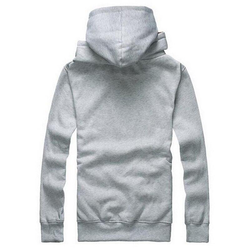 Winter Autumn Sweatshirt Men's Hoodies Sweatshirts Casual Sportswear Male Hooded hoodies men