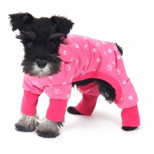 US Shipping Only Dog Clothes Small Dog Jumpsuit Pet Pajamas Dog Costume Lovely Product For Puppy Wearing Cat Clothing