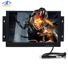 [HFSECURITY] HD 1920*1080 TFT LED Computer Display Capacitive Touch Screen USB Audio HDMI Screen Portable Mini Monitors