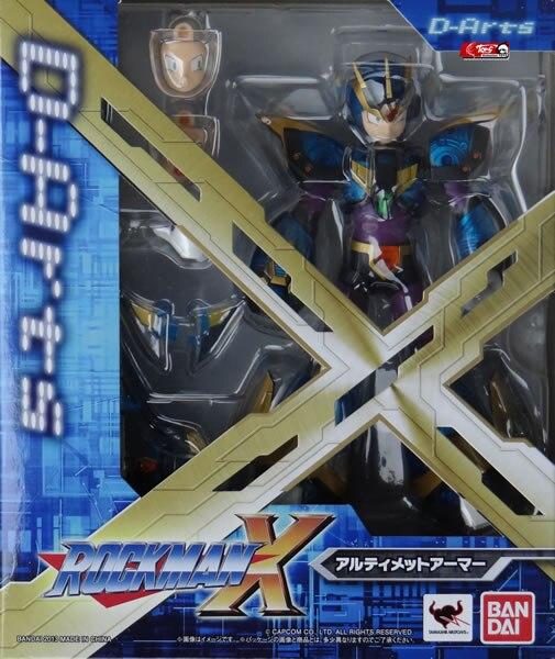 D-Arts ROCKMAN X Ultimate Armour