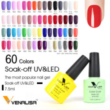 #61508 CANNI Gel Nail Polish Venalisa Gel Soak Off UV LED Color Gel Polish Nail Art Gel Polish(China)
