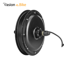 PASION E BIKE 48V 1500W Hub Motor Electric Bicycle Bicicleta Brushless Non-gear Rear Motor High Speed(China)