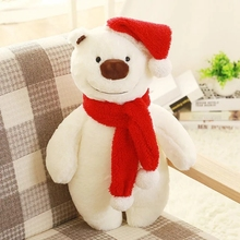 Soft Teddy Bears Plush Toys Stuffed Animals Bear Dolls Kids Toys for Children Birthday Gifts Party Decor 60-85cm