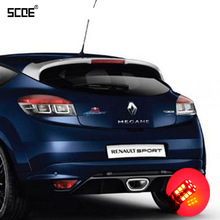 For Renault Megane III 3-door SCOE 2015 High Quality 2X 30SMD LED Brake /Stop /Parking Rear /Tail Bulb /Light Source Car Styling