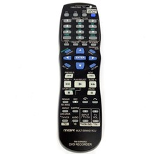 Remote Control Original FOR JVC RM-SSR005U RMSSR005U for SRMV45U SRMV55U DVD Recorder DVDR Fernbedienung Free shipping