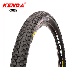 KENDA bicycle tire 20 20*1.95 2.125 2.35 ultralight BMX action bike tires 20 kids MTB mountain Folding trolley trial bike tyres(China)