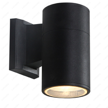 3W/5W/7W/10W/15W/20W LED COB Exterior Wall Sconces Light Basement Garden Door Waterproof Lamp Fixture Black Finish