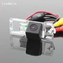 Lyudmila FOR SEAT Ibiza / SEAT Leon / Car Parking Back up Camera / Rear View Camera / HD CCD Night Vision / Reversing Camera(China)