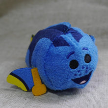 "in hand mini plush Tsum  3 1/2 "" Plush Stuffed toy Dory From Finding Nemo Scream Clean toy"