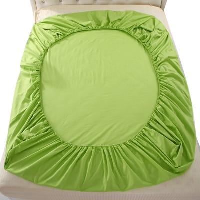 Простынь для круглой кровати на резинке своими руками