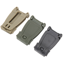 Molle Strap Bag Webbing Connecting Buckle Clip Military Backpack Accessory Portable Outdoor Clip Tools ISP