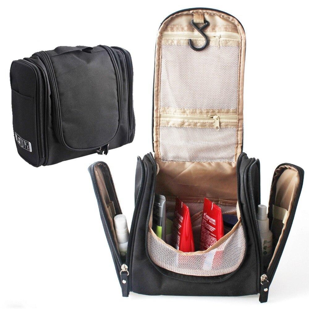 Buy Travel Cosmetic Bag Women Toiletry Storage Men Hand Tas Organizer Tangan Pria Wanita Clearance Perjalanan Kosmetik Toilet Kit Gadget Paket Toiletbag Mencukur Make Up Mencuci