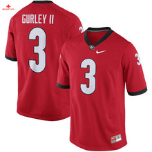 Nike 2017 Georgia 7 Matthew Stafford Can Customized Any Name Any Logo Limited Boxing Jersey 4 Champ Bailey 3 Todd Gurley II(China)