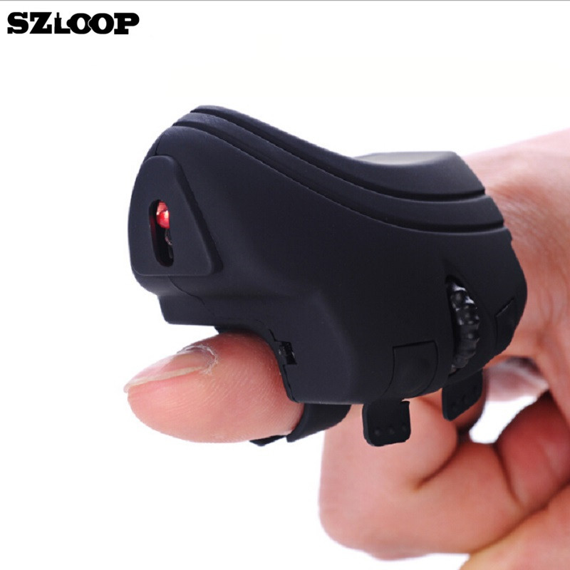 wireless finger ring mouse