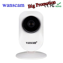 Hot Wanscam HW0026 cheap indoor Mini wifi IP camera home wireless cctv  camera 720P security camera  wireless free shipping
