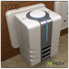 MFRESH Hot Selling Portable Personal Air Cleaner/Purifier/Ionizer YL-100B(China)