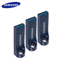 100% Original SAMSUNG USB 3.0 BAR FIT DUO 128G 64G 32G 130M/S USB Flash Drive Disk Mini Pen Drive Flashdisk Memory Stick U Disk(China)
