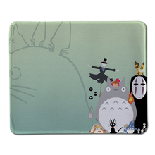 Best Sell My Neighbor Totoro Laptop Mouse Pad Large Notbook Computer Mouse Pad Anime Anti-slip Mouse Mat Game Player Pads