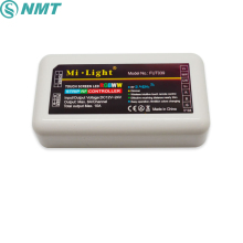 DC12V 24V Led Controller  RGB CCT Mi Light  2.4Ghz RF Wireless 4 Zones 6A per Channel  to Control Strip Lighting