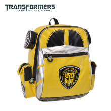 THE TRANSFORMERS cartoon car orthopedic school bag book  shoulder backpacks portfolio for childre/kids boys grade 1-3