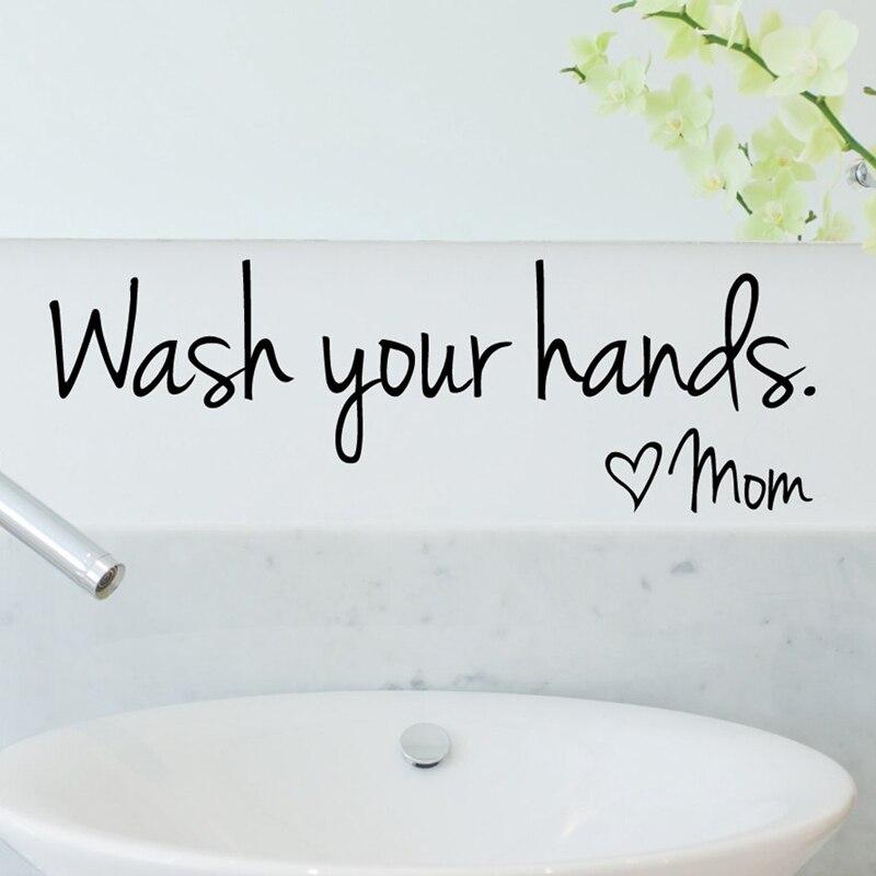 """Seinakleeps """"Wash your hands"""""""
