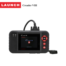 Launch Creader X431 VIII Auto Scan Diagnostic tools Basic 4system ENG/ABS/SRS/AT/EPB/SAS Scanner for OBDII/EOBD Cars update