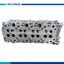 2KD engine parts bare cylinder head for Toyota HIACE HILUX FORTUNER DYNA INNOVA REGIUSACE 11101-30070 11101-30071 11101-0L050(China)