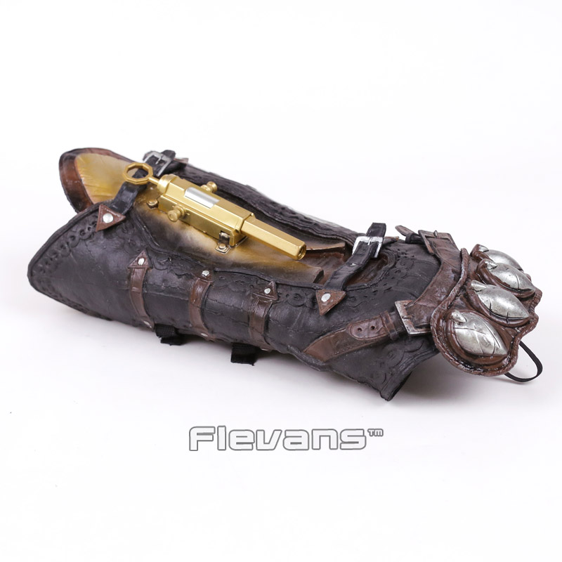 Assassins Creed Syndicate Gauntlet with Hidden Blade Avec Lame Secrete Cosplay Weapons Action Figure Model Toy 40cm MVFG368<br>