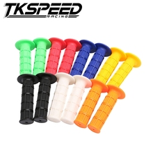 TKSPEED 7 Color Gel Rubber Handlebar Grips For CRF YZF WRF KXF KLX KTM RMZ Pit Dirt Bike Motocross Motorcycle Enduro MX Offroad