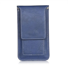 Man Outdoor Belt Clip synthetic Leather Mobile Phone Case Card Pouch Bluboo Picasso,UMi London/Diamond X/Diamond - eForMobile Tina store