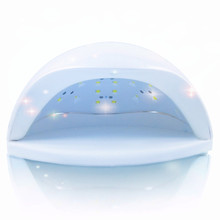 Multi-color Nail Dryer LED Lamp nail gel Lamp for nail salon nail designs Art Tools dry quickly 48W dryer lamp(China)