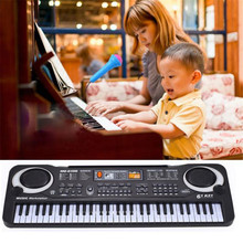 HOT New 61 Keys Digital Music Electronic Keyboard Key Board Gift Electric Piano Gift AUG 31