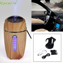 Tiptop New Hot Mini USB Humidifier Air Purifier Freshener Diffuser For Car Home Office DEC20
