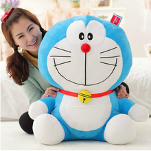 3 styles 40cm cute Stand By Me Doraemon cat plush soft stuffed doll toys for kids christmas gifts