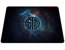 Team Solo Mid mouse pad best large pad to mouse Popular computer mousepad Christmas gifts gaming padmouse laptop gamer play mats(China)