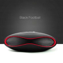 Rugby Mini Blutooth Boombox Wireless Bluetooth Speaker Portable Receiver Audio Radio FM Som Soundbar for iPhone Samsung Xiaomi