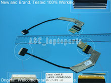 NEW LCD LED Video Flex Cable For ASUS Eee PC 1005P 1001PQ 1005HE 1015PEB Laptop Screen Display Cable 14G2235HA10G 1422-00MK000