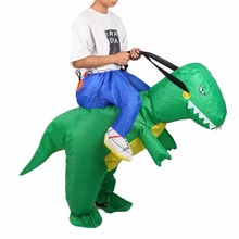 Inflatable Dinosaur Inflatable Animals Toys Gonflable Dragon Gadget Child Adult Party Costume Dino Rider Outfits Halloween Dress