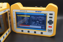 DVB-S2 Sathero SH-900HD Digital Satellite Finder Meter HD Satfinder HD with Spectrum Analyzer