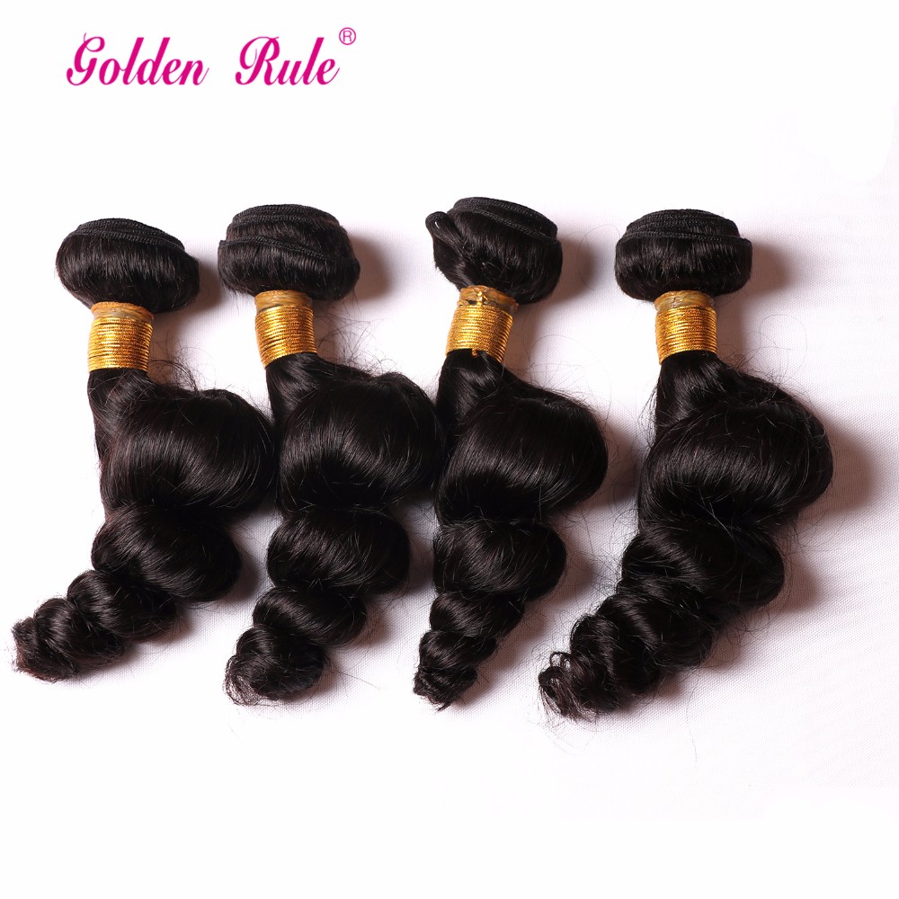 7A Brazilian Virgin Hair Loose Wave Brazilian Loose Wave Virgin Hair 4 Bundle Deal Human Hair Loose Curly Brazilian Hair Bundles<br><br>Aliexpress