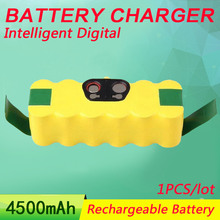 Golooloo 14.4V 4500mAh Rechargeable Battery Pack for iRobot 560 530 550 510 562 570 500 581 610 780 532 770 760