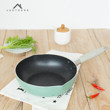 Life83 10 Inches Non-Stick Frying Pans No Oil-smoke 24 CM Wok Kitchen Cooking Tools General Use for Gas and Induction Cooker(China)