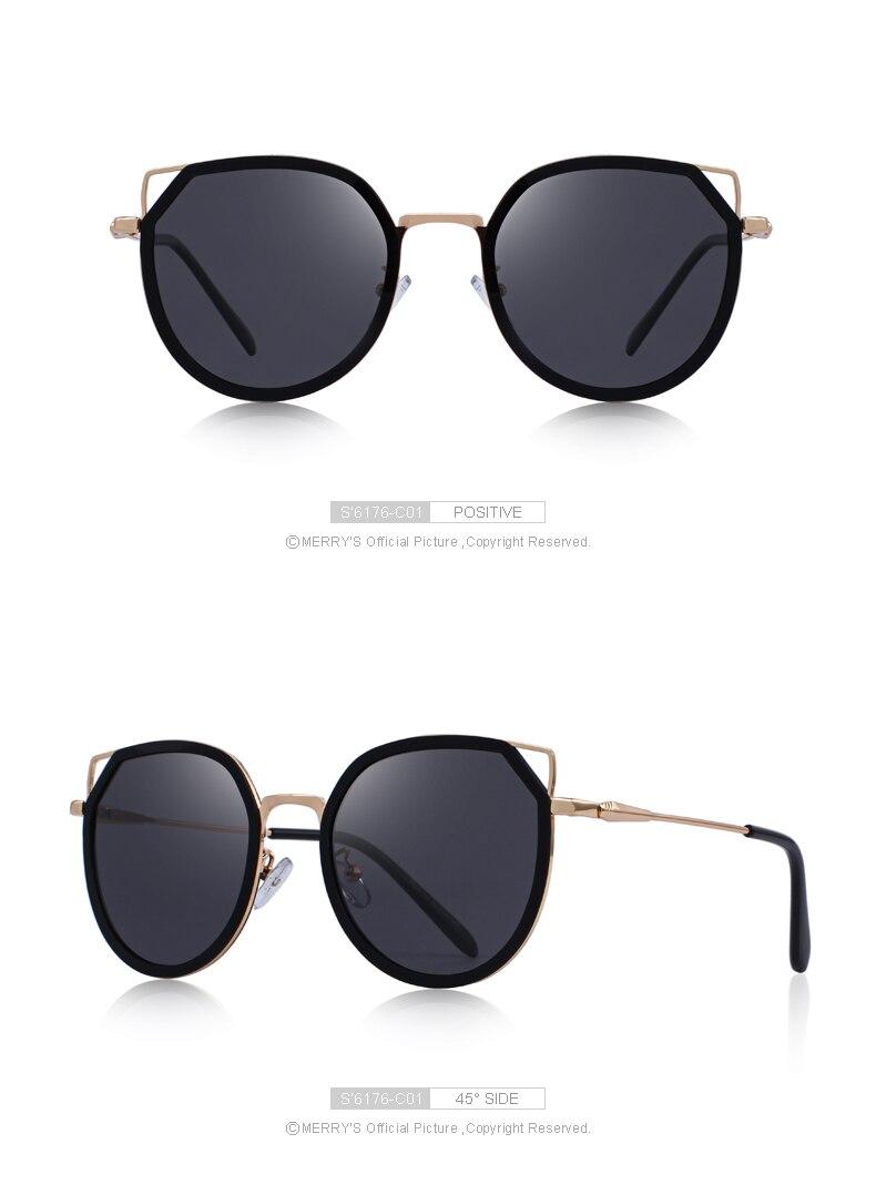 نظارات شمسية للسيدات بعدسات بلورايزد بعدة الوان 2018 6